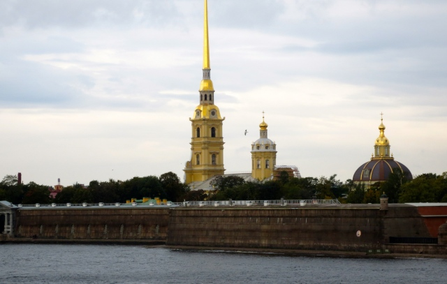 Peter and Paul Fortress (site of Pro Arte Foundation)
